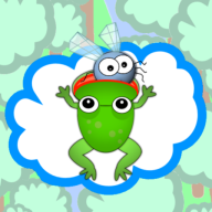 Logo Glidy Frog World Tour